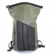 Army green waterproof backpack